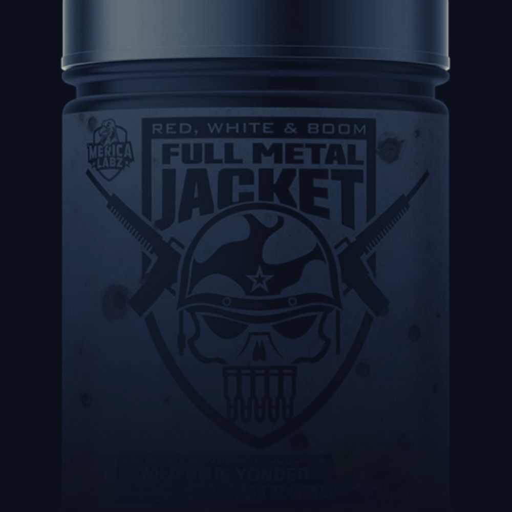 "Merica Labz Teases a Special Edition ""Full Metal Jacket"" Version of Red, White, and Boom"