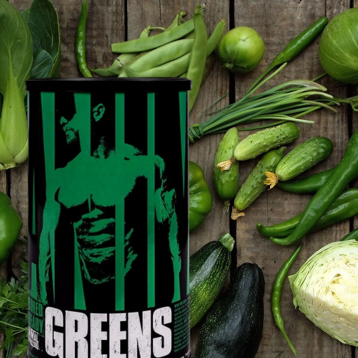 "Animal Enters Superfood Category with ""Animal Greens"""