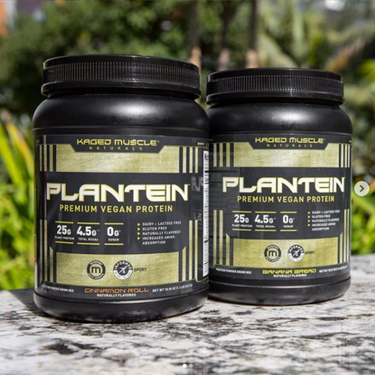 Kaged Muscle Plantein, An All New Plant Based Protein Powder