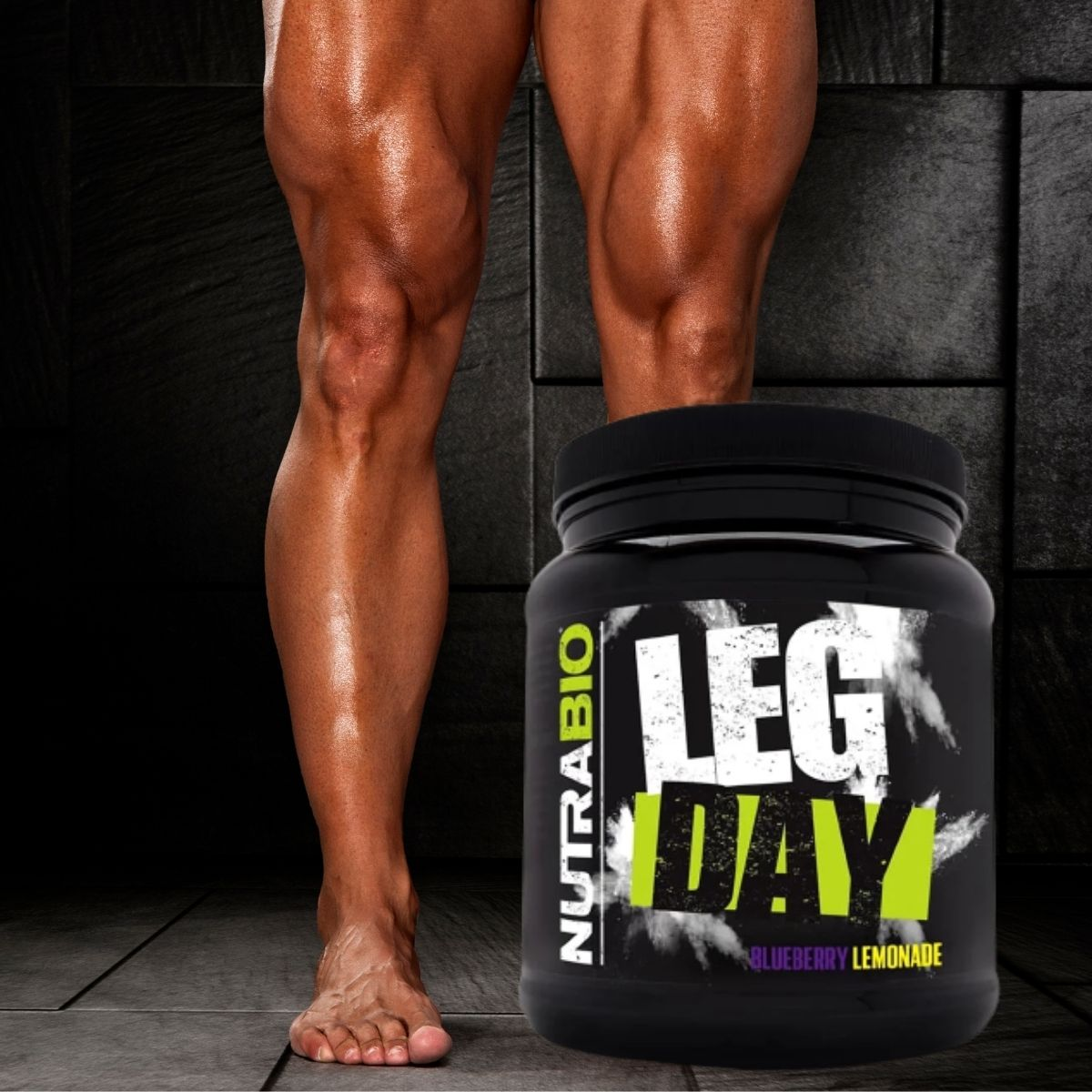 NutraBio Launches a New Supplement Called Leg Day