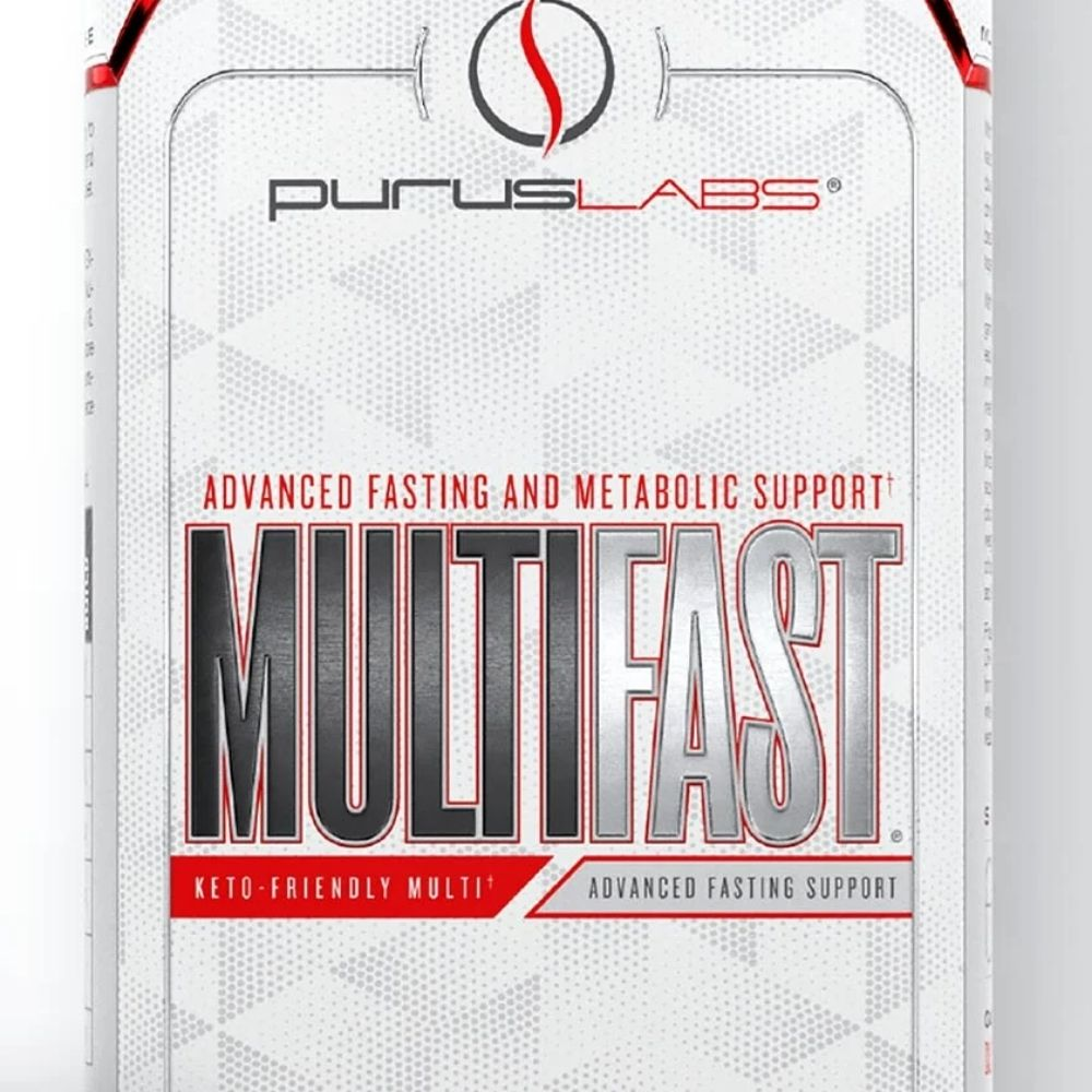 Purus Labs MultiFast an All New Multivitamin for Intermittent Fasting