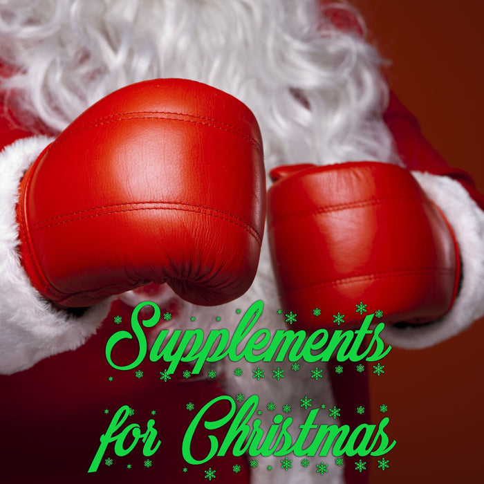 Bodybuilding supplements for christmas