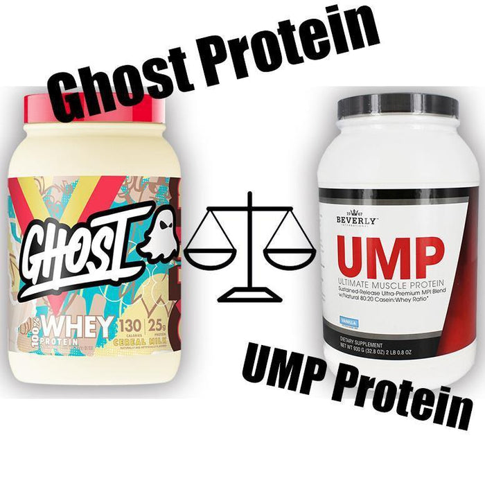 Ghost Protein Alternative | We Review Beverly International U.M.P.