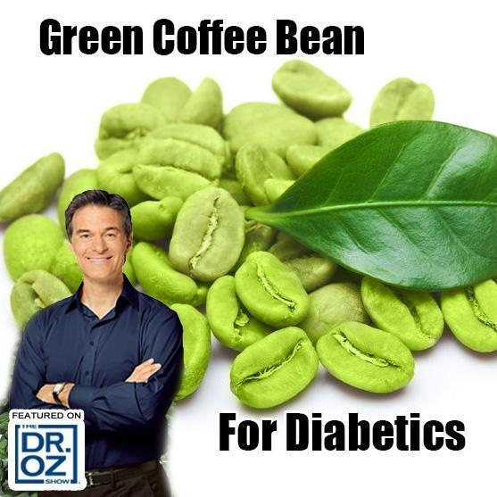 Can I Take Green Coffee Bean Extract If I Am A Diabetic?