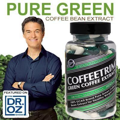 Dr Oz Green Coffee Bean Extract