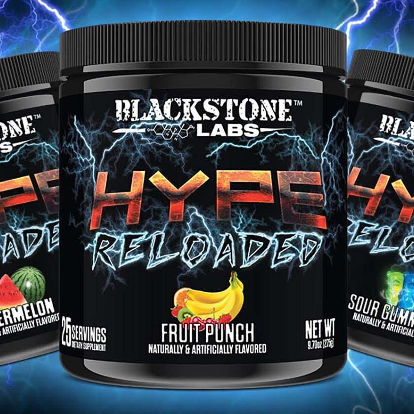 Blackstone Labs Hype Reloaded Review