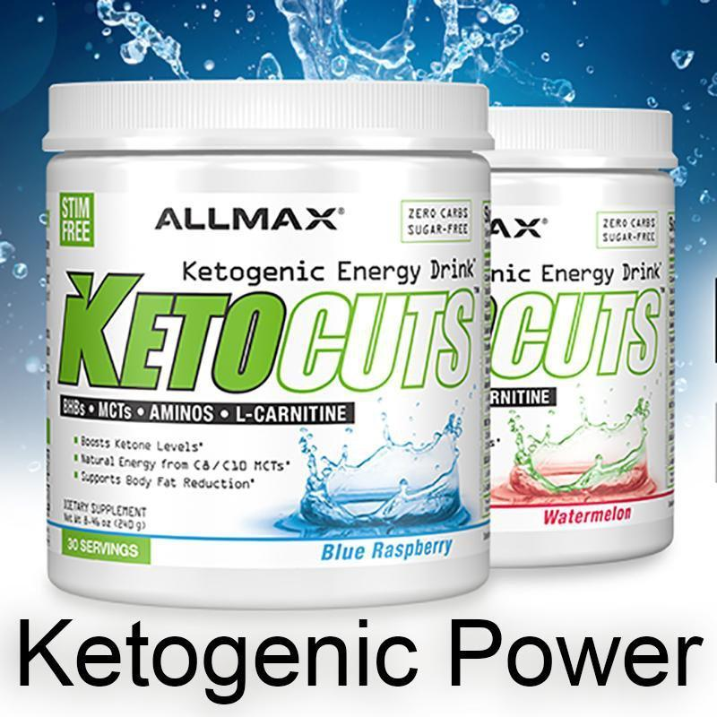 Ketogenic Energy Drink - Allmax Nutrition Ketocuts