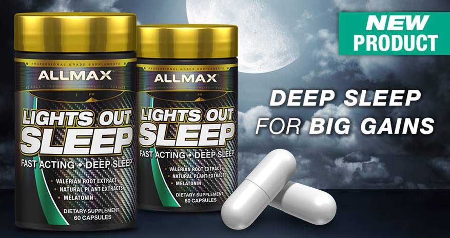 Allmax Nutrition Lights Out