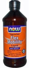 Now Foods Sports Nutrition & More Now Foods Flex Mobility 16 Fl Oz (580906450988)