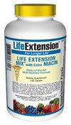 Life Extension Mix with Extra Niacin 100 Tabs