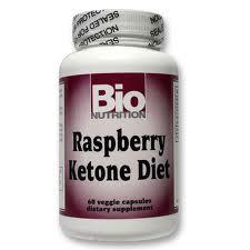 Bio Nutrition Sports Nutrition & More Bio Nutrition Raspberry Ketone Diet 60 Vege Caps (581354913836)