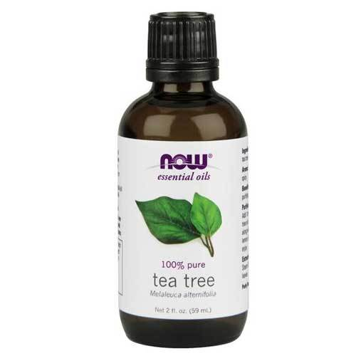 Now Foods Vitamins, Minerals, Herbs & More Now Foods Tea Tree Oil 2 Oz (582220447788)