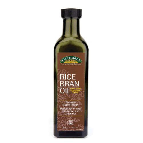 Now Foods Vitamins, Minerals, Herbs & More Now Foods Rice Bran Oil 16 Oz (581371166764)