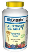 Life Extension Vitamins, Minerals, Herbs & More Life Extension Mix TABS without Copper 315 Tabs (581076746284)