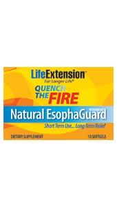 Life Extension Vitamins, Minerals, Herbs & More Life Extension Natural EsophaGuard 10 SG (581036671020)