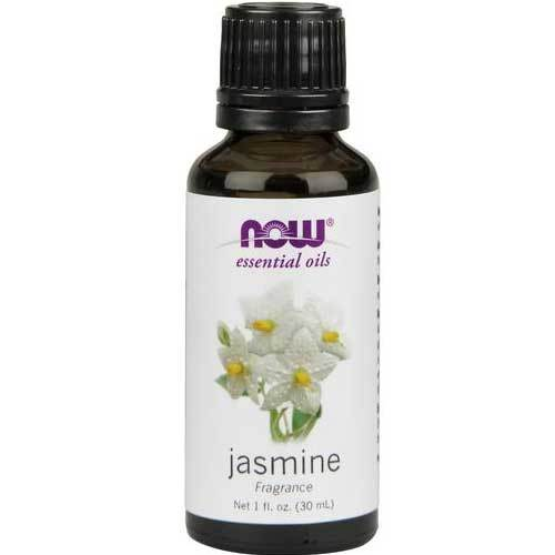Now Foods Vitamins, Minerals, Herbs & More Now Foods Jasmine Oil 1 Oz (582182371372)
