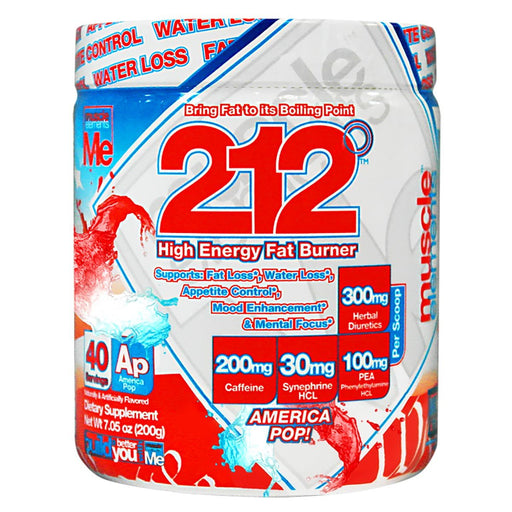 Muscle Elements Sports Nutrition & More American Bomb Pop Muscle Elements 212 Powder 40 Servings (582537576492)