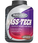 MuscleTech Sports Nutrition & More Strawberry MuscleTech MassTech 5 Lbs (580718231596)