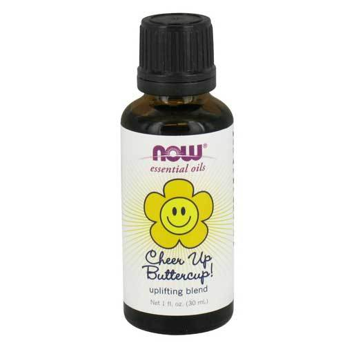 Now Foods Vitamins, Minerals, Herbs & More Now Foods Cheer Up Buttercup Uplifting Oils 1 Oz (582141837356)