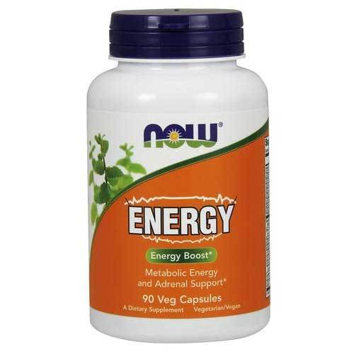 Now Foods Sports Nutrition & More Now Foods Energy - Metabolic Diet 90 Capsules (582175457324)