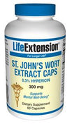 Life Extension Vitamins, Minerals, Herbs & More Life Extension St John's Wort Extract 300 mg 60 Caps