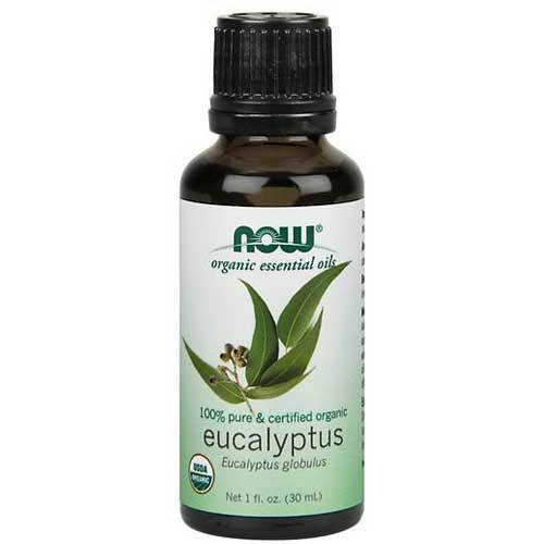 Now Foods Vitamins, Minerals, Herbs & More Now Foods Organic Eucalyptus Oil 1 Oz (582246596652)