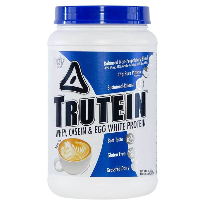 Body Nutrition Top 50 Mocha Body Nutrition Trutein 2 Lbs (581258084396)