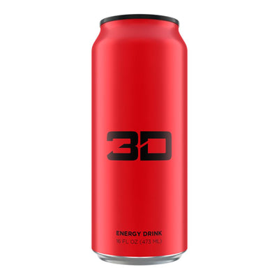 UP ENERGY Drinks RED 3D Energy Drink 12/Case (1497226051628)