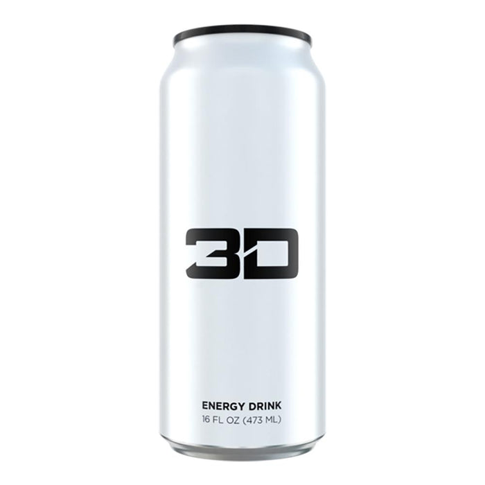 UP ENERGY Drinks WHITE 3D Energy Drink 12/Case (1497226051628)