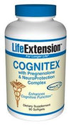 Life Extension Sports Nutrition & More Life Extension Cognitex® with Pregnenolone & Brain Shield™ (581034934316)