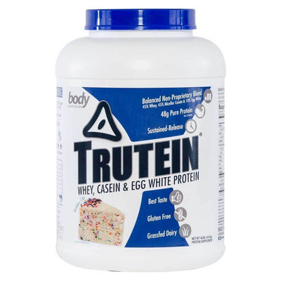 Body Nutrition Top 50 Birthday Cake Body Nutrition Trutein 4 Lbs (581255594028)