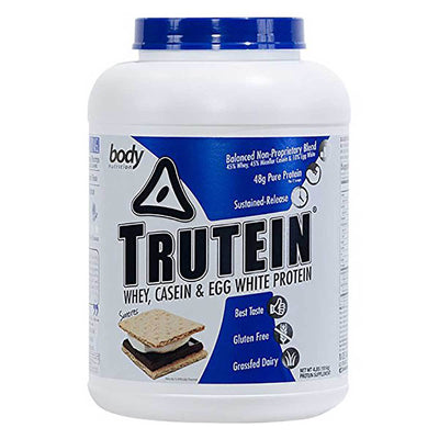 Body Nutrition Top 50 S'mores Body Nutrition Trutein 4 Lbs (581255594028)
