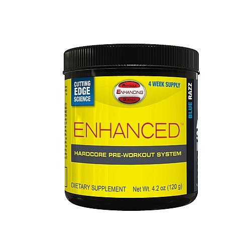 PEScience Sports Nutrition & More Blue Raspberry Physique Enhancing Science Enhanced 40 Servings (581597429804)