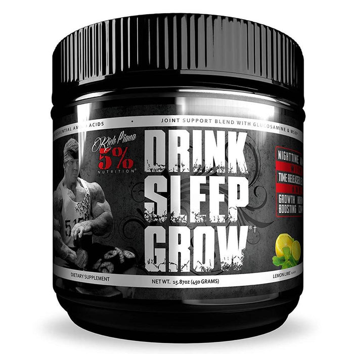 5% Nutrition Sports Performance Recovery Lemon Lime 5% Drink Sleep Grow 30 Servings (1756480176172)