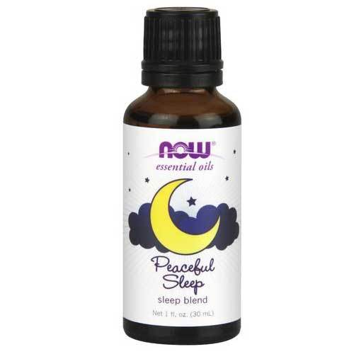 Now Foods Vitamins, Minerals, Herbs & More Now Foods Peaceful Sleep Oil Blend 1 Oz (582241746988)