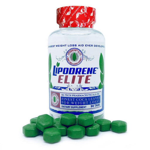 Hi-Tech Pharmaceuticals Sports Nutrition & More Hi-Tech Pharmaceuticals Lipodrene Elite 90 Tabs (582553174060)