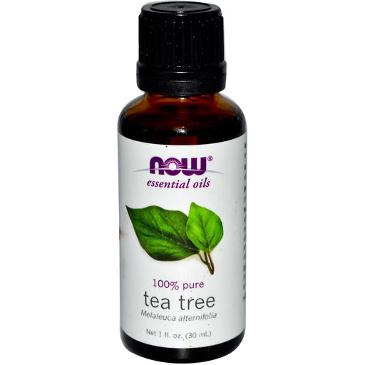Now Foods Vitamins, Minerals, Herbs & More Now Foods Tea Tree Oil 1 Fl Oz (581894537260)
