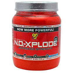 BSN Sports Nutrition & More Orange BSN NO-Xplode 2.0 50 Servings (580706074668)