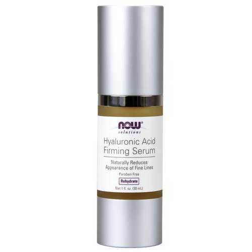 Now Foods Vitamins, Minerals, Herbs & More Now Foods Hyaluronic Acid Firming Serum 1 Fl Oz (582310821932)