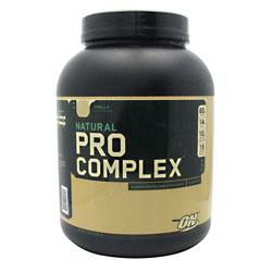 Optimum Nutrition Sports Nutrition & More Chocolate Optimum Nutrition Pro Complex Natural 4.6 Lbs (580998070316)