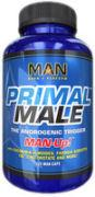 MAN Sports Nutrition & More MAN Primal Male 120 Caps (581021204524)
