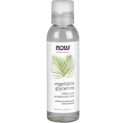 Now Foods Vitamins, Minerals, Herbs & More Now Foods Vegetable Glycerine 4 Oz (582239485996)