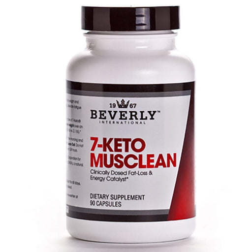 Beverly International Sports Nutrition & More Beverly International 7-Keto DHEA Muscle Lean 90 Caps (580675305516)