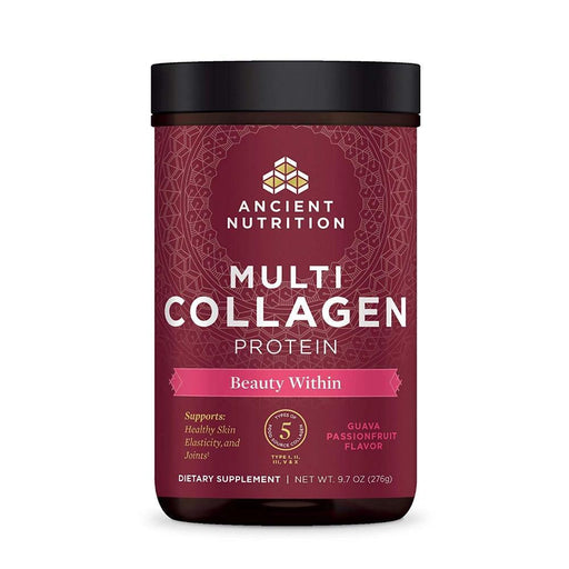 Ancient Nutrition Specialty Health Products Ancient Nutrition Dr. Axe Multi Collagen Protein 24 Servings Beauty Within (4364487721075)