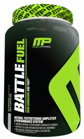 Muscle Pharm Sports Nutrition & More Muscle Pharm Battle Fuel 126 Caps (581148180524)