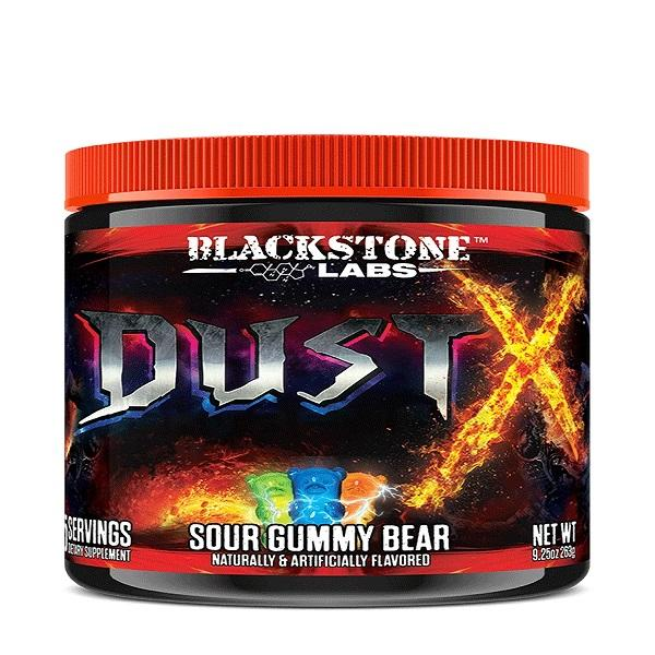Blackstone Labs Sports Performance Recovery Sour Gummy Bear BSL Dust X 25 Servings (4623877111923)