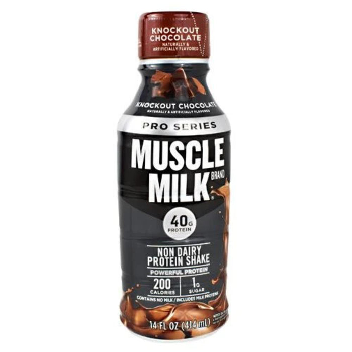 CytoSport Muscle Milk Pro 40G/RTD Chocolate (1392678240300)