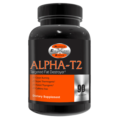 PEScience Sports Nutrition & More Physique Enhancing Science Alpha-T2 90 caps (New Formula) (581228953644)