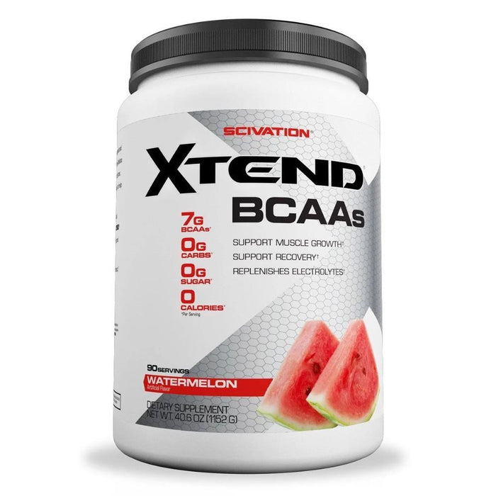 Scivation Sports Nutrition & More Green Apple Explosion Scivation Xtend 90 Servings (581308186668)