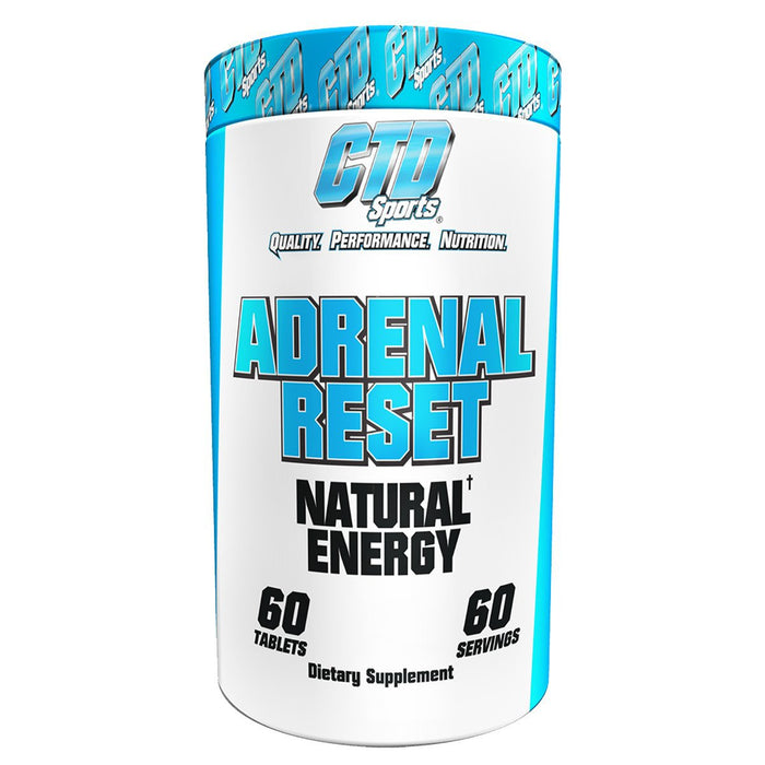 CTD Labs Sports Nutrition & More CTD Labs Adrenal Reset 60 Tabs (581420515372)